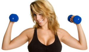 Exercise-to-increase -breast-size